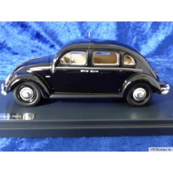 VW Beetle Ovali Rometsch Taxi black - only 504 pieces - 1:43