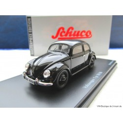 VW Beetle VW 38/06 1938 Prototype black 1:43