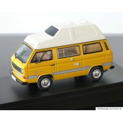 VW T3 a high roof Joker bamboo yellow 1:43