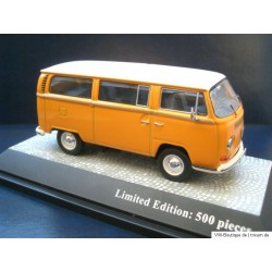 VW T2a Bus sierra-yellow / white