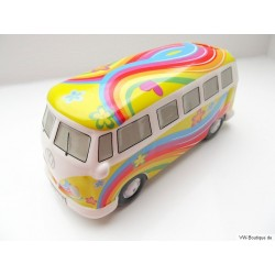 VW T1 Bulli Bus Moneybox yellow ORIGINAL